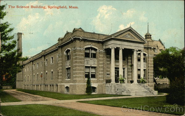 The Science Building Springfield Massachusetts