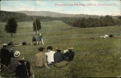 Pennsylvania State Rifle Range - 1000 yards