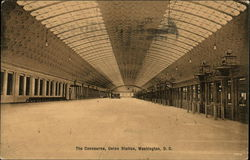 Union Station - The Concourse
