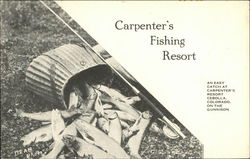Carpenter's Fishing Resort, An Easy Catch at Carpenter's Resort