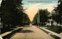 12th Street Looking West