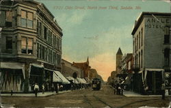 Ohio Street, North from Third