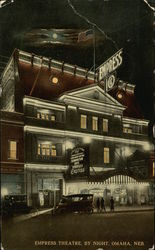 Empress Theatre, by night