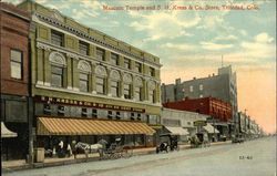 Masonic Temple and S.H. Kress & Co. Store