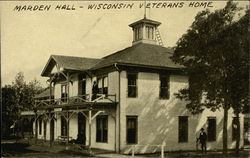 Marden Hall - Wisconsin Veterans Home