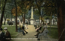 Plaza and Monument