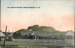 Mt. Wagon Mound