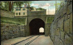 Tunnel Near B. & M. Station