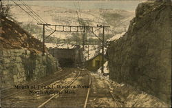 Mouth of Tunnel, Western Portal