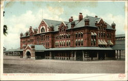 Boston and Maine R.R. Passenger Station