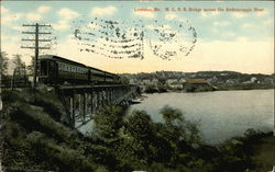 M.C.R.R. Bridge across the Androscoggin River