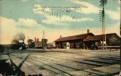 N.Y.C.R.R. Station