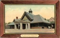 Union Depot, Adirondack Mountains