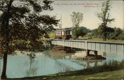 Trolley Bridge over the Wallkill, Midway Park