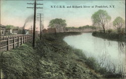 N.Y.C.R.R. and Mohawk River