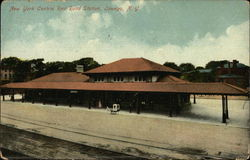 New York Central Rail Road Station