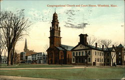 Congregational Church and Court House