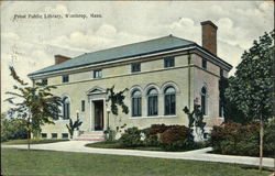Frost Public Library