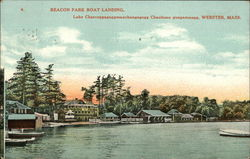Beacon Park boat landing