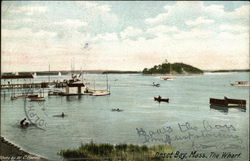 The Wharf, Onset Bay