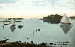 The Three Islands, Onset Bay