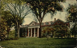 Springfield Home for Aged Women