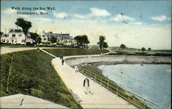 Walk along the Sea Wall