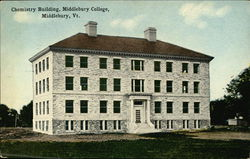 Middlebury College - Chemistry Building