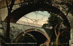 Croton Aqueduct Double Arch