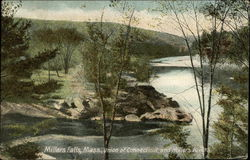 Union of Connecticut and Millers Rivers