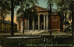Green Hall, Smith College