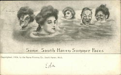 Some South Haven Summer Faces