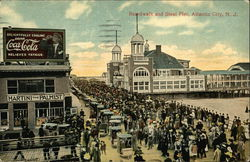 Boardwalk and Steel Pier
