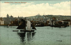Halifax, N.S. From the Harbourt