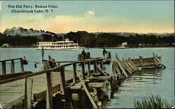The Old Ferry, Bemus Point
