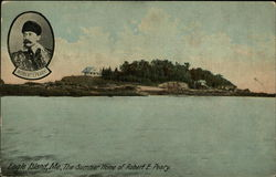 The Summer Home of Robert E. Peary