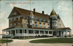 Great Northern Hotel Postcard