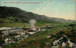 Marble Valley and Mills