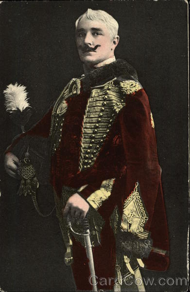 Kyrle Bellew as The Brigadier Gerard Actors