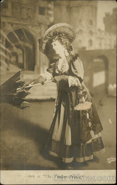 Josephine Cohan as the Yankee Prince. Theatre