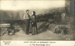 "Henry Miller and Margaret Anglin in ""The Great Divide"" Act II"