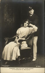 "Edward Abeles and Mary Ryan in ""Brewster's Millions"""