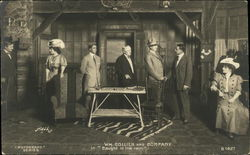 "Wm. Collier and Company in ""Caught in the Rain"""