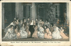 "Scene from ""My Maryland"""