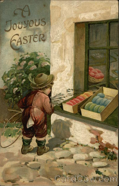 A Joyous Easter With Children