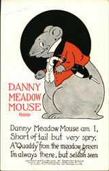Danny Meadow Mouse - Thornton Burgess