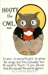 Hooty the Owl - Thornton Burgess
