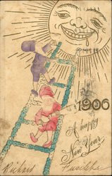 1906 A Happy New Year