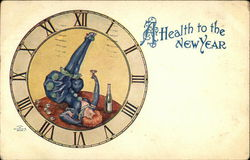 Health to the New Year