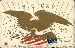 Victory 1776, 1812, 1848, 1861-65, 1898